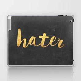 Hater Laptop & iPad Skin