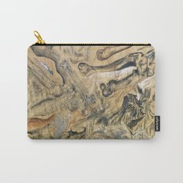 Window on Bones of the Earth Carry-All Pouch
