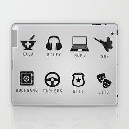Sense8 Minimalist Laptop & iPad Skin