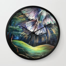 The Foundation Wall Clock
