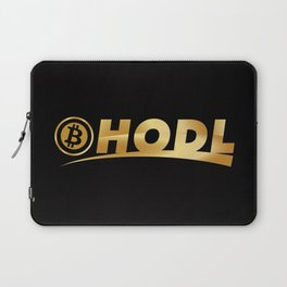 Bitcoin Hodl (Hold) Laptop Sleeve
