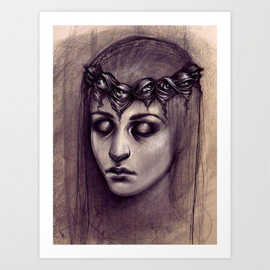 Scribe Art Print