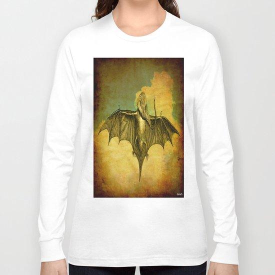 Bat - Elephant  Long Sleeve T-shirt