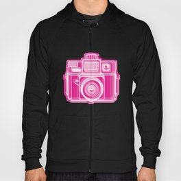 I Still Shoot Film Holga Logo - Pink Hoody