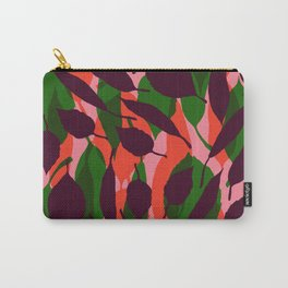 jungle leaf Carry-All Pouch