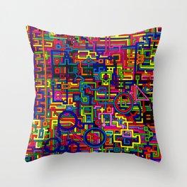 #256 Throw Pillow