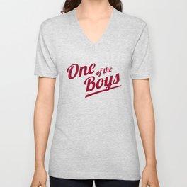One of The Boys Unisex V-Neck
