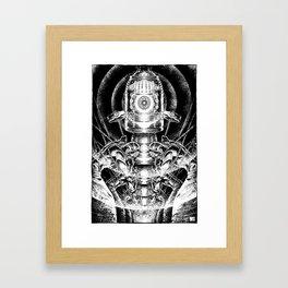 Resound Framed Art Print