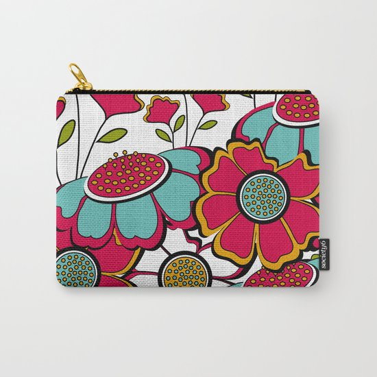Botanic Carry-All Pouch