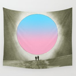 Looking for colors Wall Tapestry