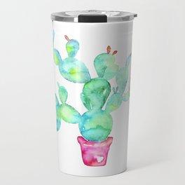 Cactus Lover Travel Mug