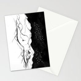 Just as the universe intended  Stationery Cards