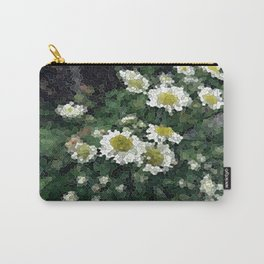 Pushing Daisies  Carry-All Pouch