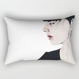 Pierced Rectangular Pillow