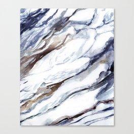 Marble print 1 Canvas Print