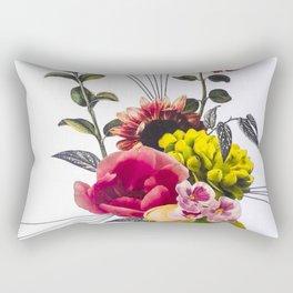 Arrangement Rectangular Pillow