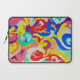Filtered Swirl 1 Laptop Sleeve