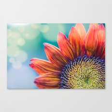 Autumn Welcome Canvas Print