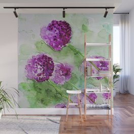 Just a hydrangea Wall Mural