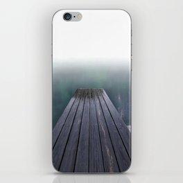 board Walk (smaller sizes) iPhone Skin