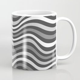 GrayWaving Coffee Mug