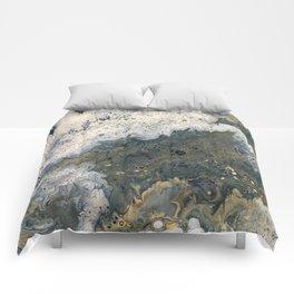 Acrylic Pour 2 Comforters