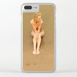V. Clear iPhone Case