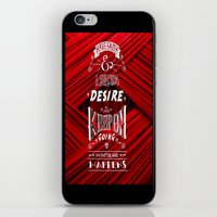 motivational iPhone & iPod Skins featuring Have Faith... Motivational quote by AnnaF31