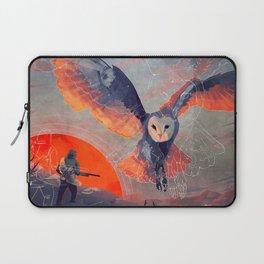 Owl Hunt Laptop Sleeve
