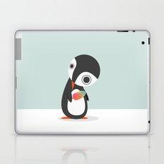 Pingu Loves Icecream Laptop & iPad Skin