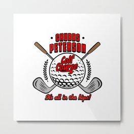 Chubbs Golf Course Metal Print