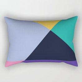 Colorful pattern XVI Rectangular Pillow