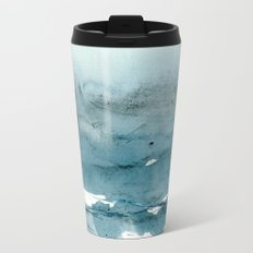 dissolving blues Travel Mug