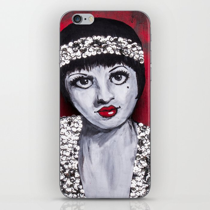 Flapper iPhone Skin