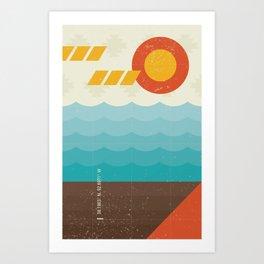 Lake of the Ozarks Art Print