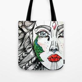 lqr Tote Bag