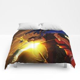 naruto spirit of fire Comforters