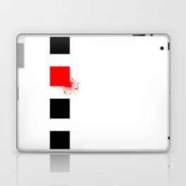 Don't Lose Control (Square) Laptop & iPad Skin