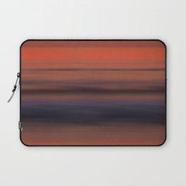 Torrey Pines Sunset Long Exposure Panorama Sweep Laptop Sleeve
