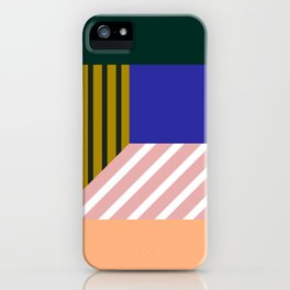 Abstract room b iPhone Case