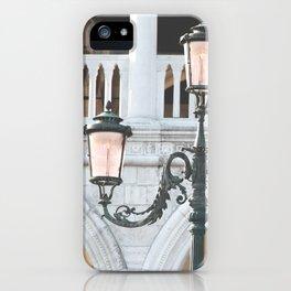 Venice Lights iPhone Case