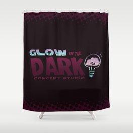 Glow in the Dark Shower Curtain
