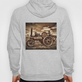 Jem General Purpose Engine in sepia Hoody