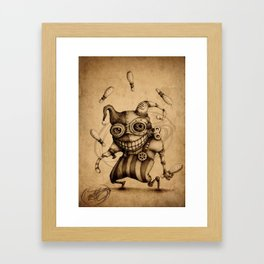 #11 Framed Art Print