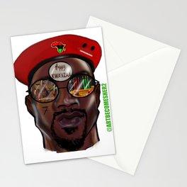 Kwanzaa King Version 2 Stationery Cards