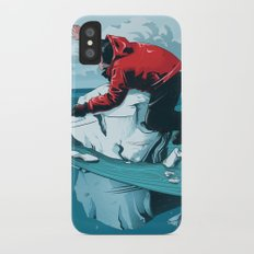 Staying Afloat iPhone X Slim Case