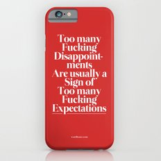 Disappointments Slim Case iPhone 6s