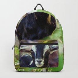 Smiling Goat Backpack