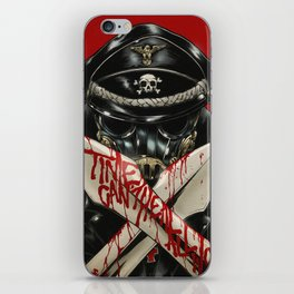 Time Will Not Heal All Wounds iPhone Skin