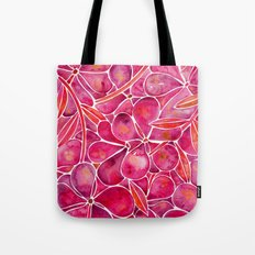 Orchid Wall – Magenta Palette Tote Bag